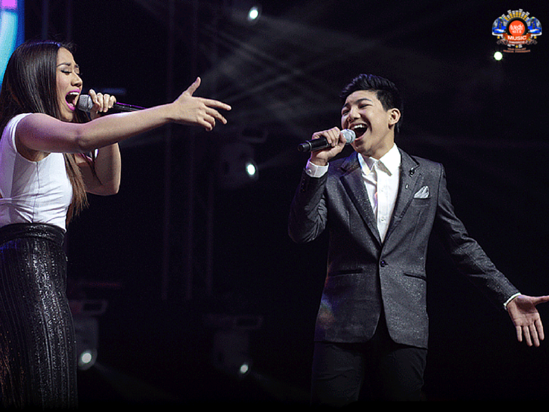 "One of the main highlights of the event is the special ""Chandelier"" performance of Morissette and Darren Espanto."