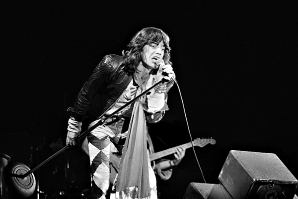 15 Facts about Rolling Stones' Mick Jagger - Wish FM 107 5