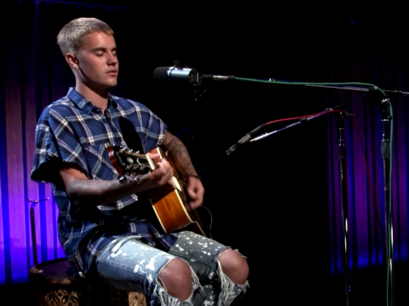 Justin Biebers Cover Of Fast Car Will Definitely Leave You In - Fast car 2016 song