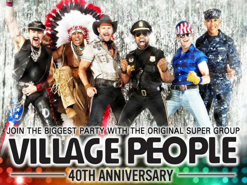 Image result for the original village people