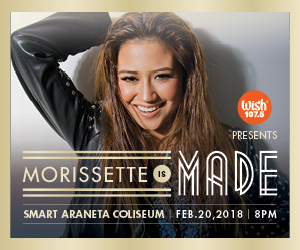 Morissette is Made Concert