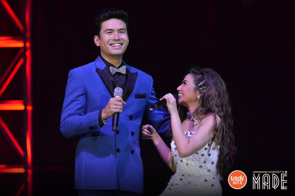 Mr. Christian Bautista (Official) shared a candid conversation with Morissette, giving the diva's fans and supporters a peek into the thoughts of the lovely breakthrough artist.