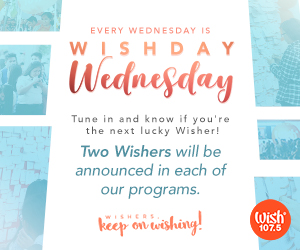 Wish Day Wednesday