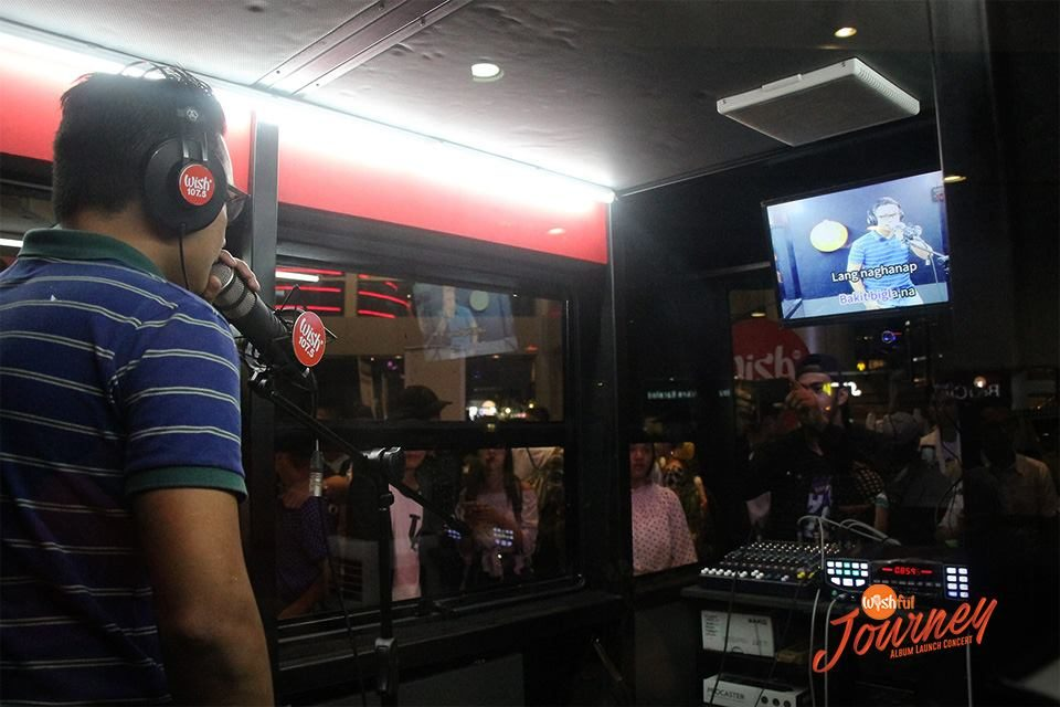 Wishers were treated to the Wishcovery Box, a miniature Wish Bus where one's dreams of singing inside the Wish Bus can be experienced. Wishers can create their very own Wishclusives and upload those on their social media accounts.