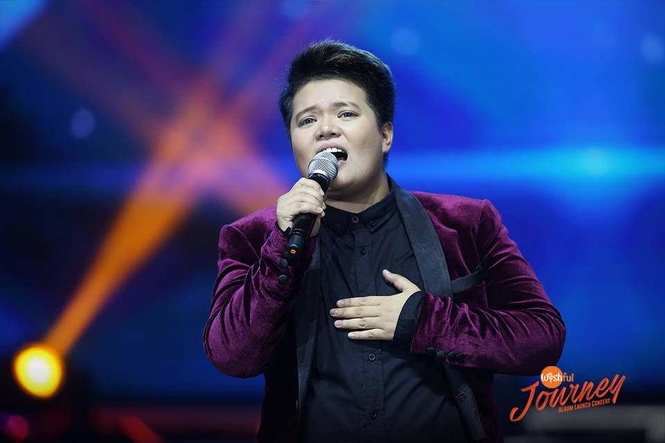 "Former band vocalist Ace Bartolome stirred the Big Dome crowd with a raw, emotional take on Roselle Nava's ""Dahil Mahal Na Mahal Kita."" She also sang her own original single titled ""Kaya Ko Ba."""