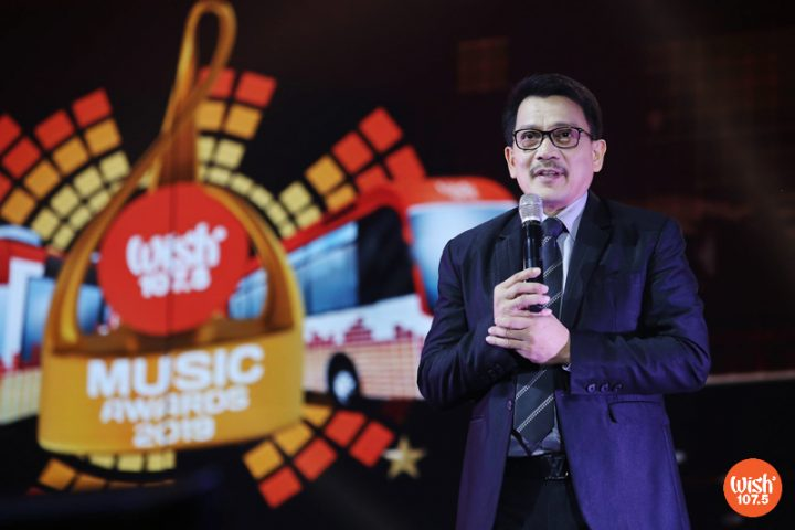 Kuya Daniel Razon is the man behind Wish 107.5 and the now successful Wish Bus that features performances of local artists in the country.
