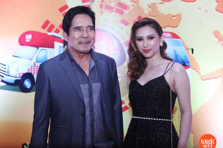 Roi and Lala Vinzon