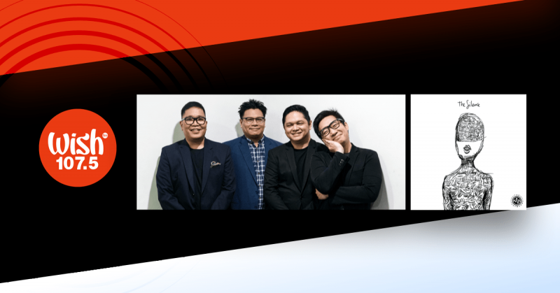 The Itchyworms and their 'The Silence' artwork